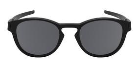 Óculos De Sol Oakley Latch Lentes Grey Oo9265-01