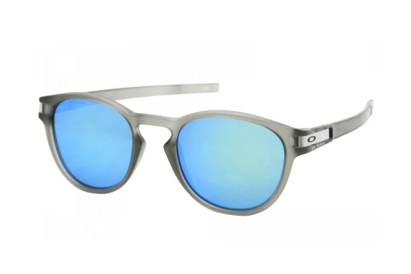 c0d5d3d639d8f Óculos De Sol Oakley Latch Oo9265 08 Polarizado - Original - R  599 ...