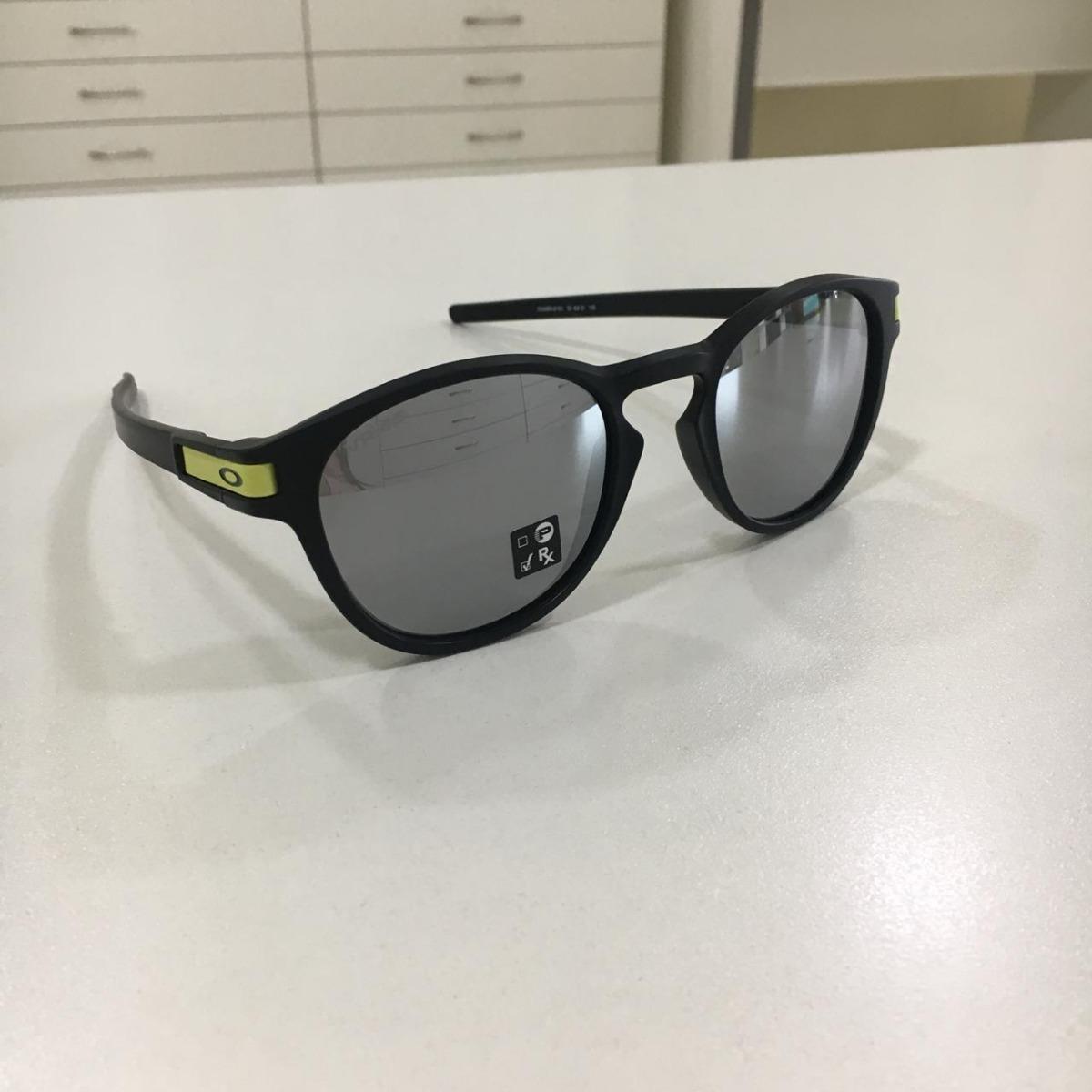 a06b65959245c óculos de sol oakley latch oo9265 valentino rossi - original. Carregando  zoom.