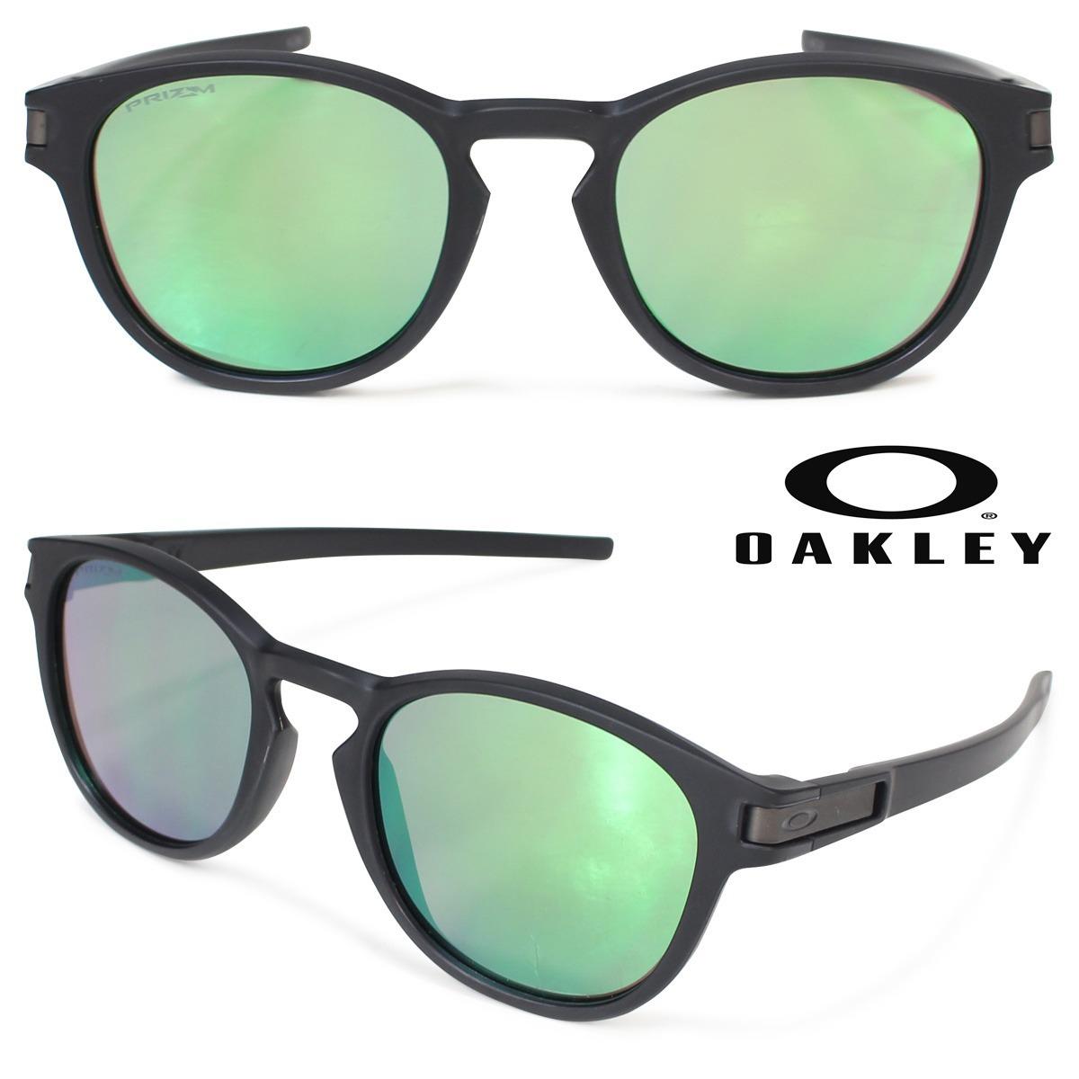 9774e7cbf5b0f Óculos De Sol Oakley Latch Preto - R  329,99 em Mercado Livre