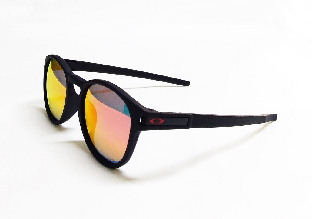 5264cfcdfdd9d Oculos De Sol Oakley Latch Redondo (varias Cores) - R  99,90 em ...