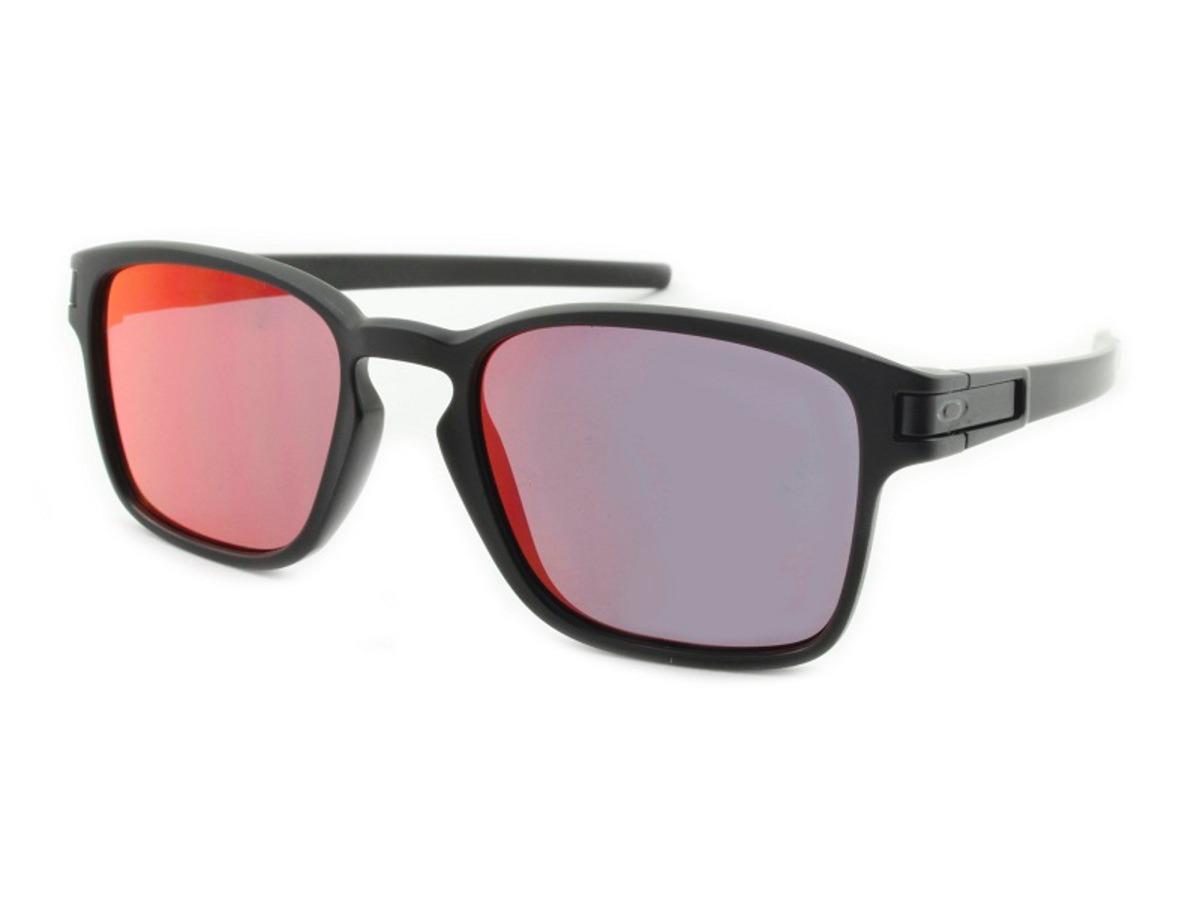 acc4c117eaf3b Óculos De Sol Oakley Latch Sq Oo9353-03 Original - R  399,00 em ...