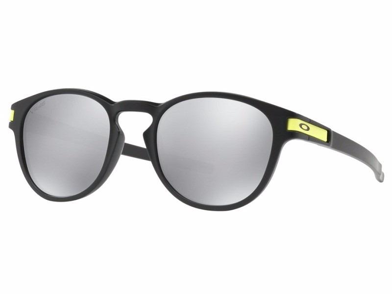 2160dd56987b8 Óculos De Sol Oakley Latch Vr 46 Valentino Rossi Collection - R  499 ...