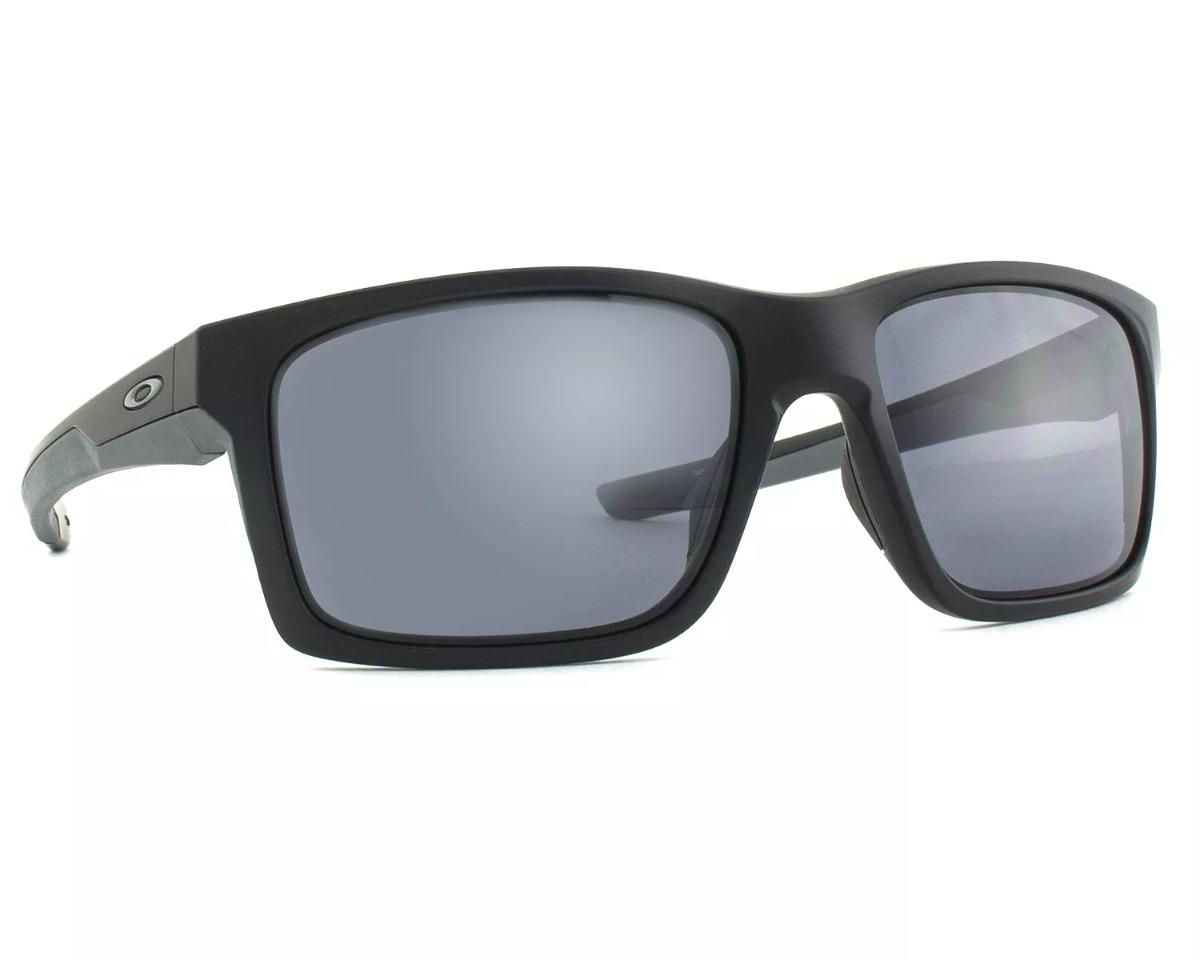 Óculos De Sol Oakley Mainlink Oo9264-01 Original - R  504,40 em ... 35c52fddd9