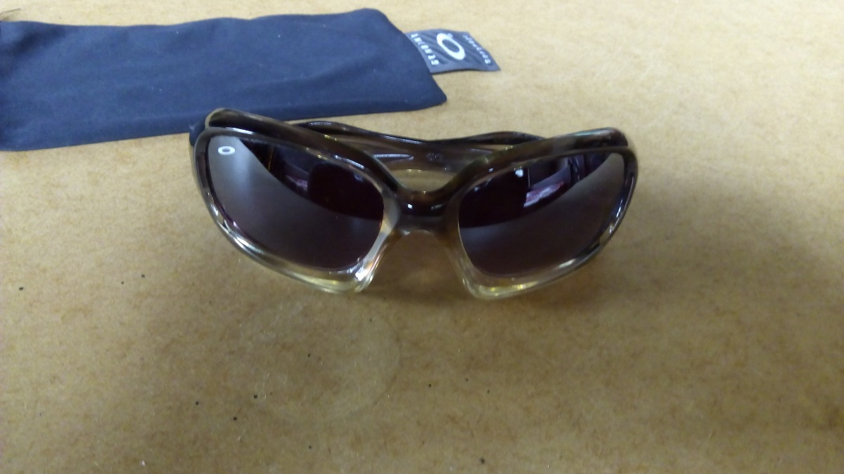 óculos de sol oakley monster dog - original crystal black. Carregando zoom. b6347d98b3