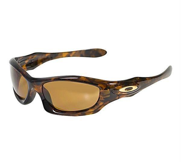 91b7531b5 Óculos De Sol Oakley Monster Marrom Descascando Promoção - R$ 230,00 ...
