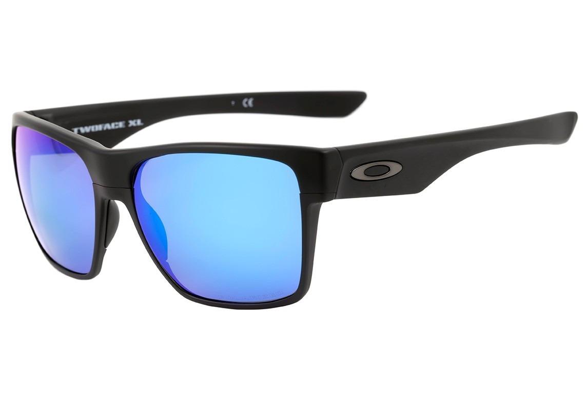 8c47e88ca0f72 Óculos De Sol Oakley Oo9350 Twoface Xl Polarizado - Original - R ...