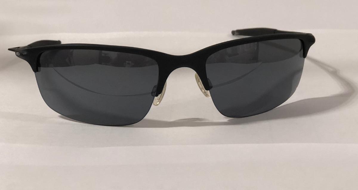 c87b1a124 Óculos De Sol Oakley Original Halfwire 2.0 - R$ 750,00 em Mercado Livre