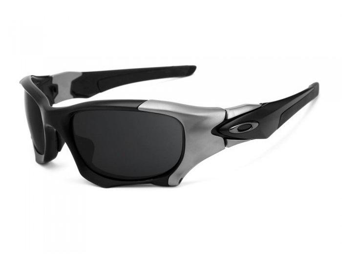 Óculos De Sol Oakley Pit Boss 2 Preto Polarizado Original - R  1.699 ... 03bbcb81e2