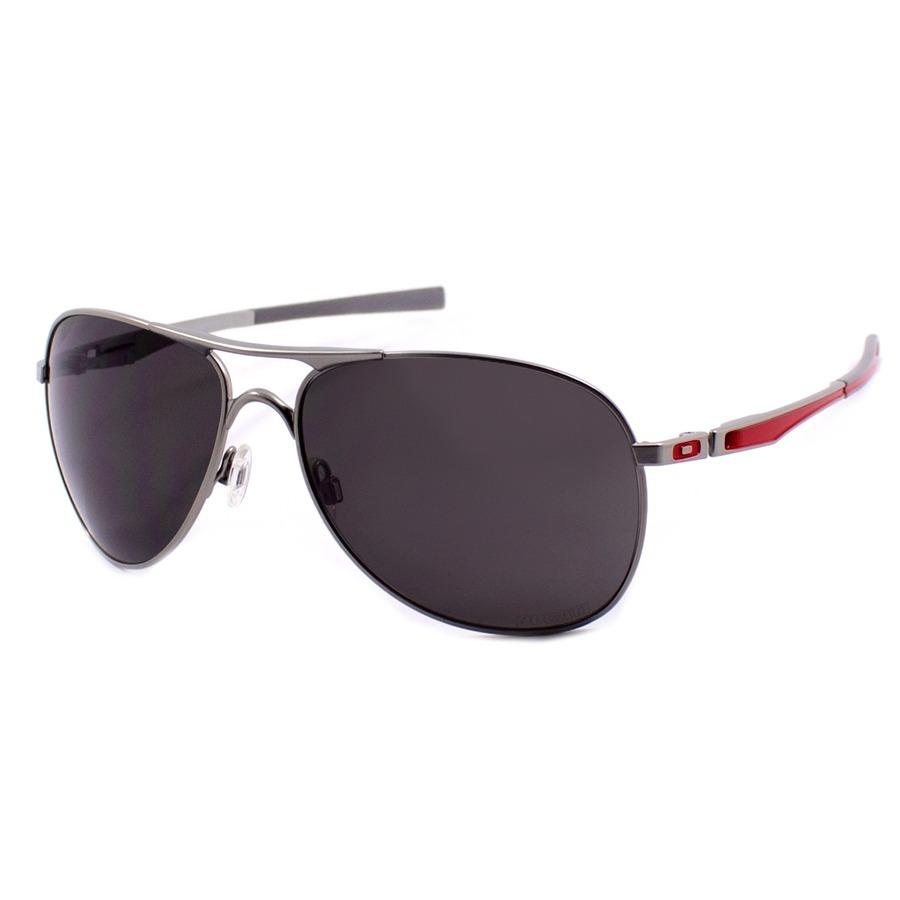 óculos de sol oakley plaintiff ducati oo4057-08 original. Carregando zoom. e8cea907b6