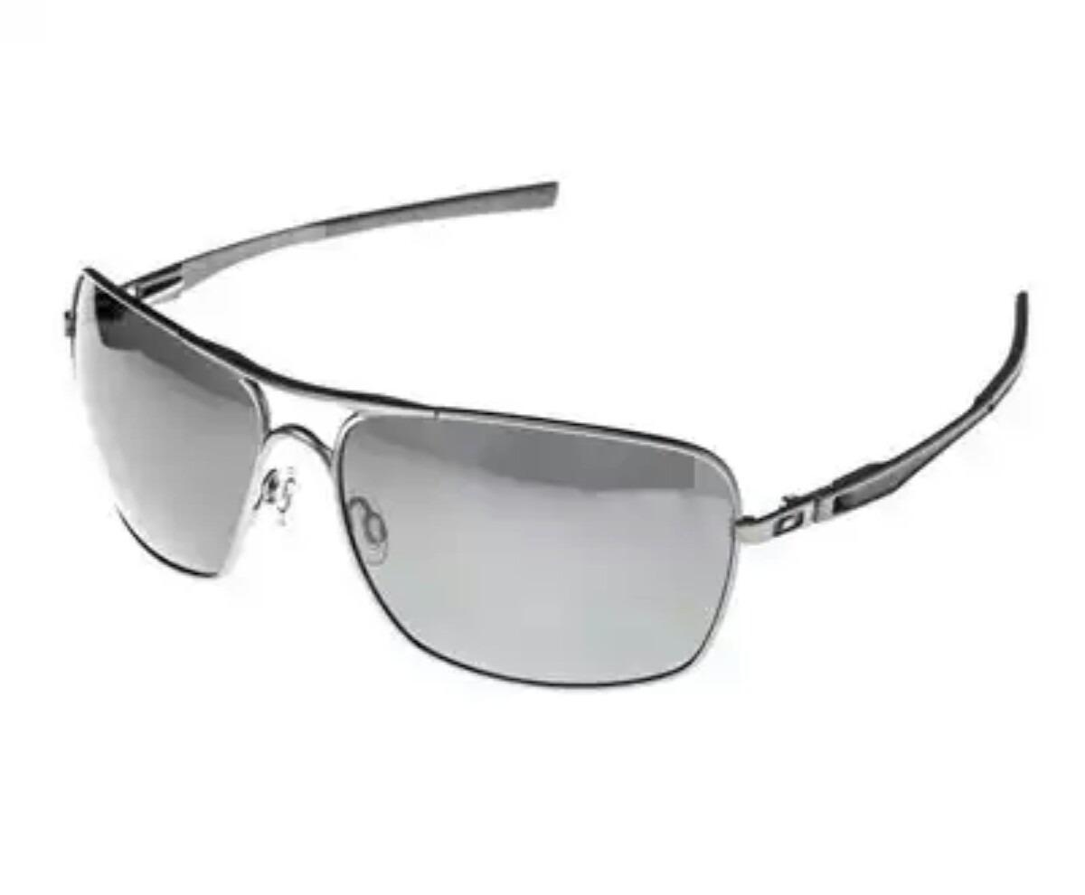 636e4b1b30c72 óculos de sol oakley plaintiff squared polarizado oo4063-03. Carregando  zoom.