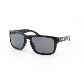 a100b9e2c1153 Lentes De Reposição Oakley Holbrook (cor  Warm Grey) - Óculos De Sol ...