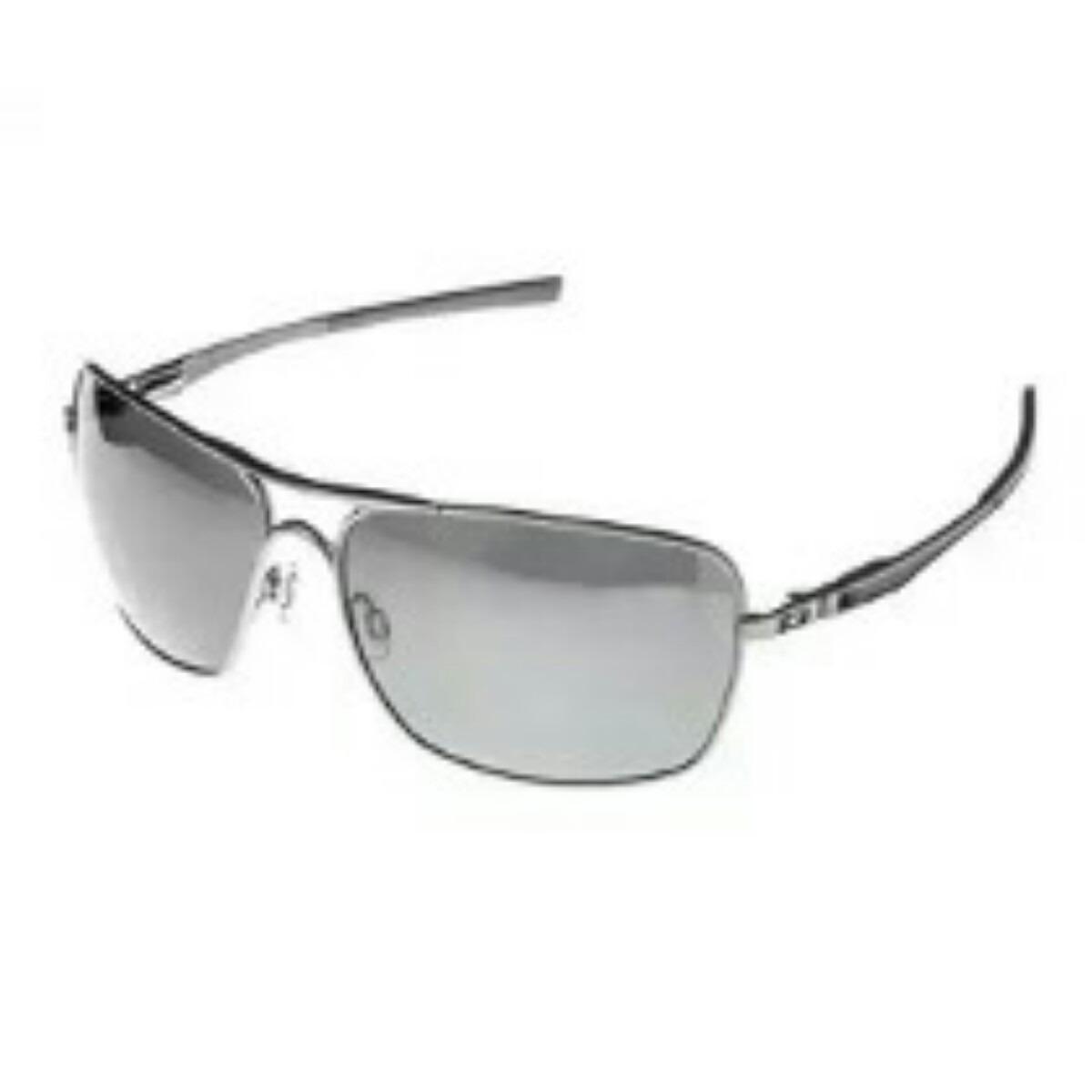 02818cc94e5a1 óculos de sol oakley polarizado plaintiff squared oo4063-03. Carregando zoom .