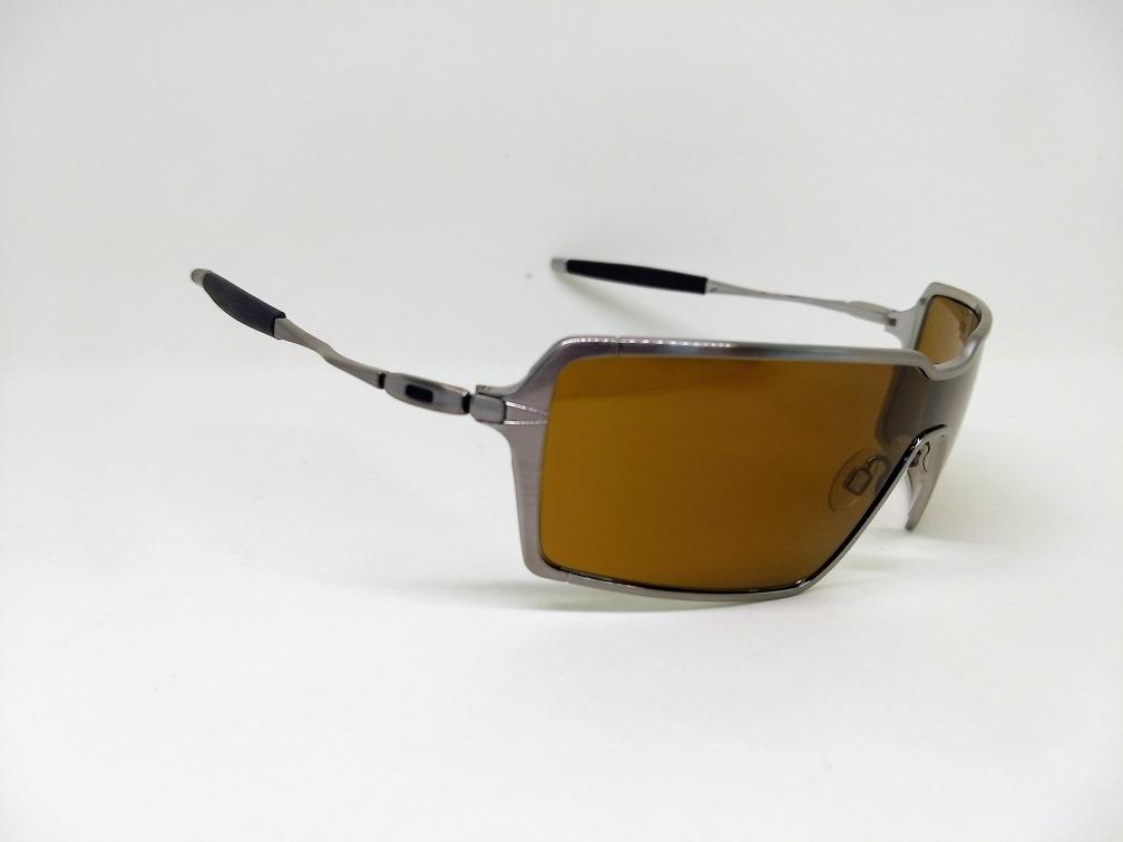 1047b2a4154ba oculos de sol oakley probation 4041 04 original + brinde. Carregando zoom.