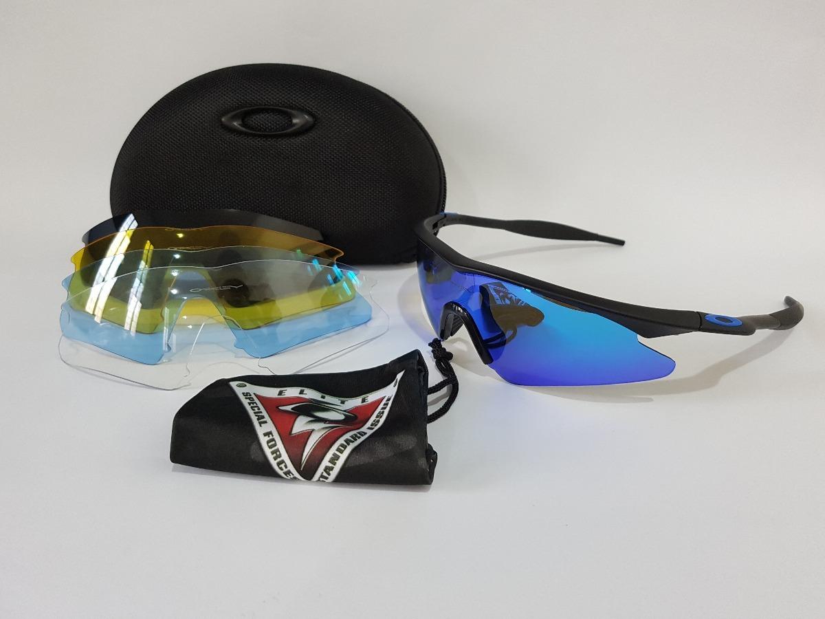 feed1bb69178e Óculos De Sol Oakley Radar Ev Ciclismo Esportes 5 Lentes - R  198,90 ...