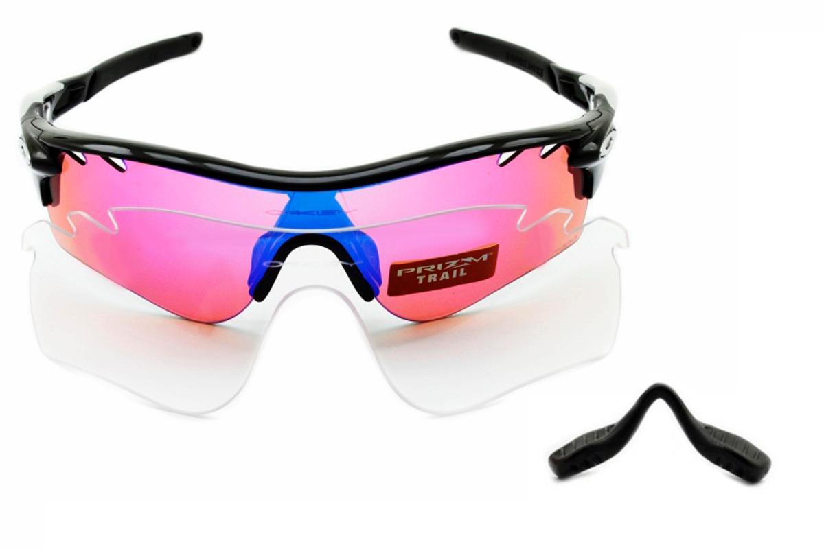f1c27d911 Óculos De Sol Oakley Radarlock Path Vented Oo9181 41 - R$ 649,00 em ...