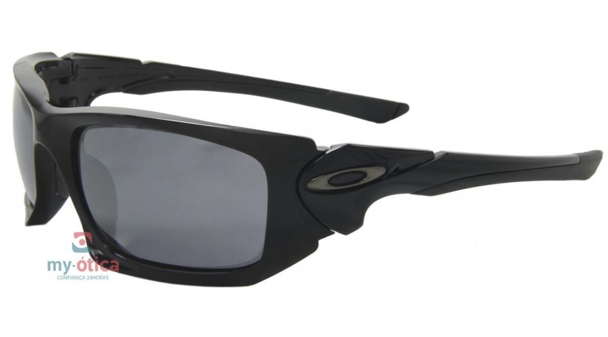 Óculos De Sol Oakley Scalpel - Preto Original Com Nfe - R  560,00 em ... b76d97db05