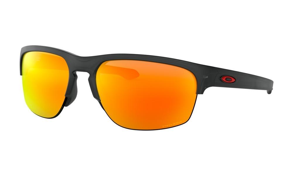 d64af7d0164ec Óculos De Sol Oakley Sliver Edge Prizm Ruby - R  550,00 em Mercado Livre