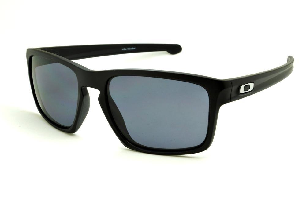 977cb06fd5471 Óculos De Sol Oakley Sliver Oo9262l-01 Original - R  477,20 em ...