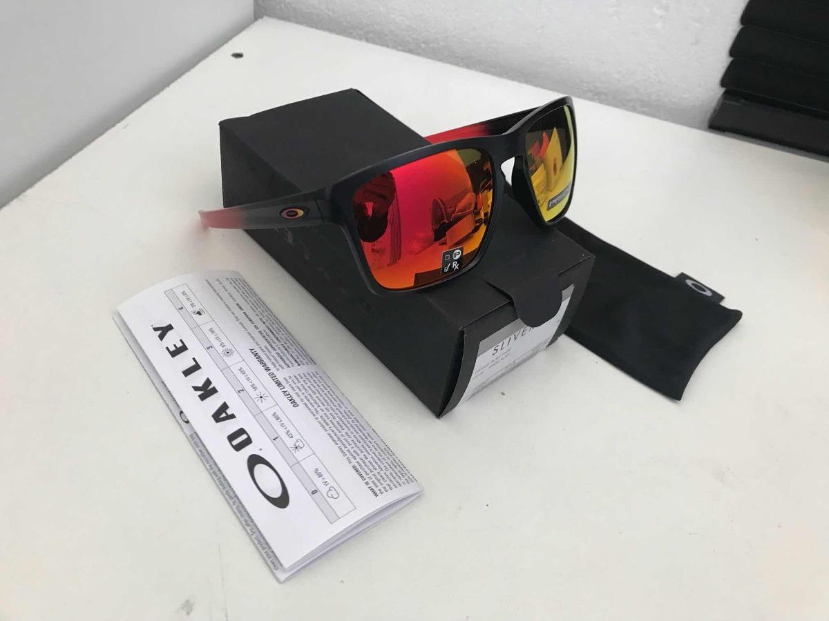 bdcec7f52 Óculos De Sol Oakley Sliver Xl 100% Original! Super Promoção - R ...