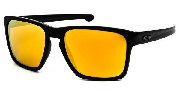 be8f388fc79ae Óculos De Sol Oakley Sliver Xl 24k Iridium Original - R  250,00 em ...