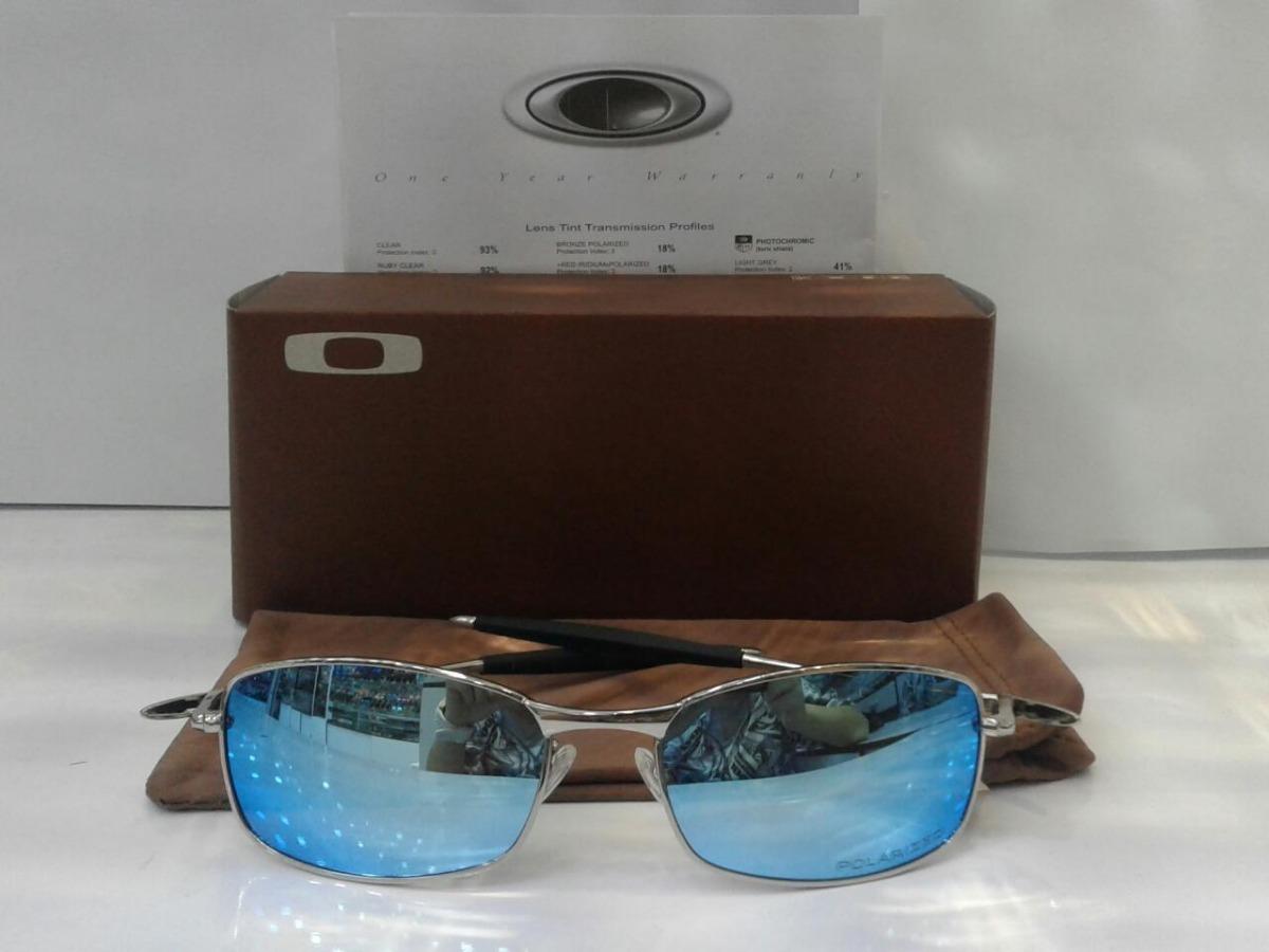 da5e471cc óculos de sol oakley square whisker importado original. Carregando zoom.