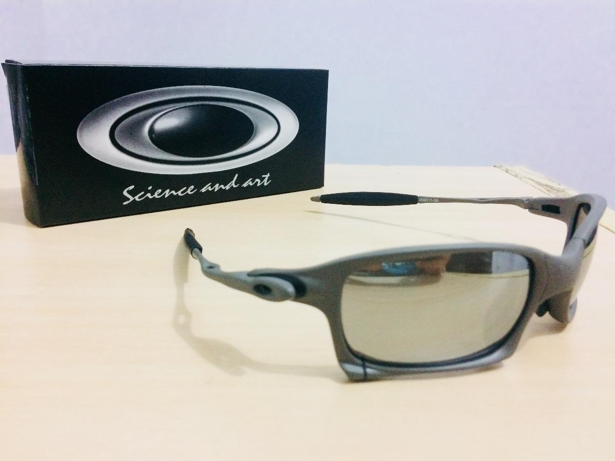 a0bd40126a823 oculos de sol oakley squared prata espelhada barato. Carregando zoom.
