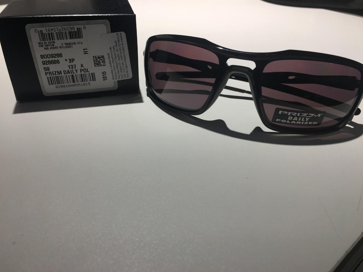 761dbd2526aad Óculos De Sol Oakley Triggerman Prizm Daily Polarized - R  599,00 em ...