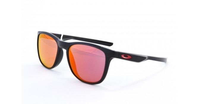 fe7d3f2f4b2e6 Óculos De Sol Oakley Trillbe X 9340-02 Acetato Masculino - R  439