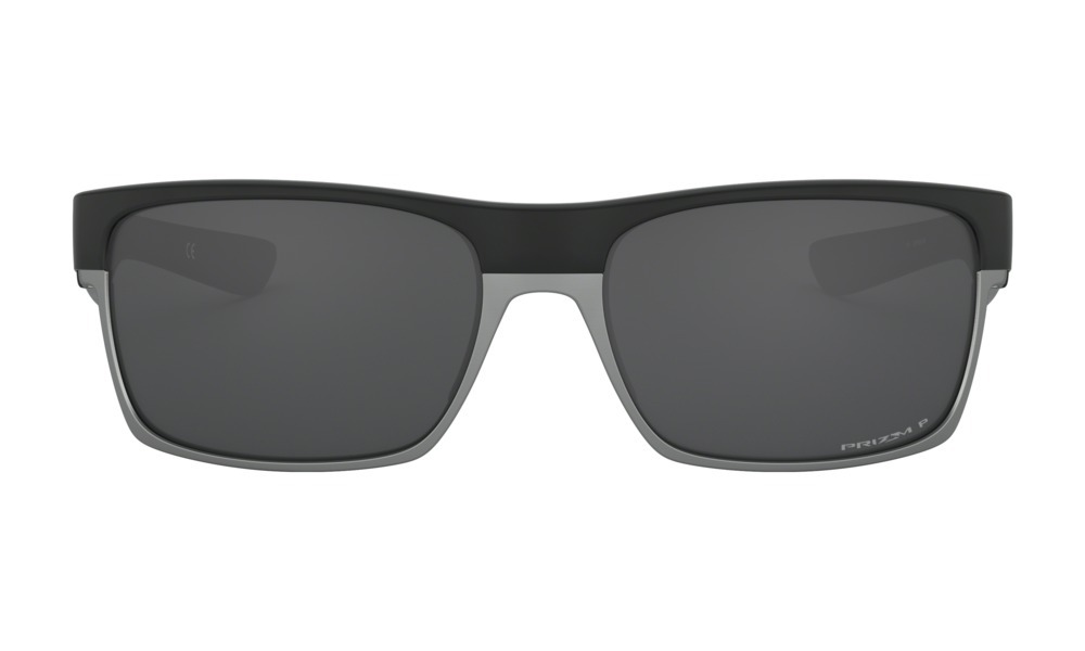 d4650e9c0ce73 Óculos De Sol Oakley Two Face Matte Black Prizm Polarizada - R  524 ...