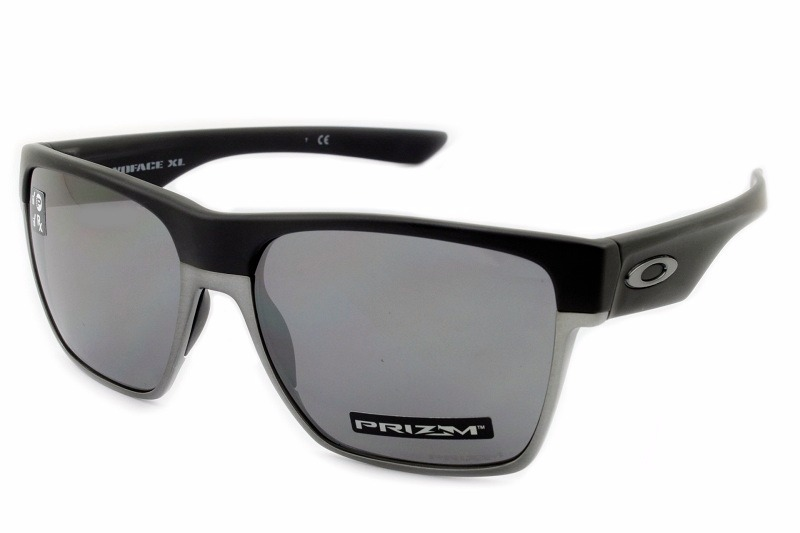 749404e5fa8fd óculos de sol oakley two face xl matte black polarizado 9350. Carregando  zoom.