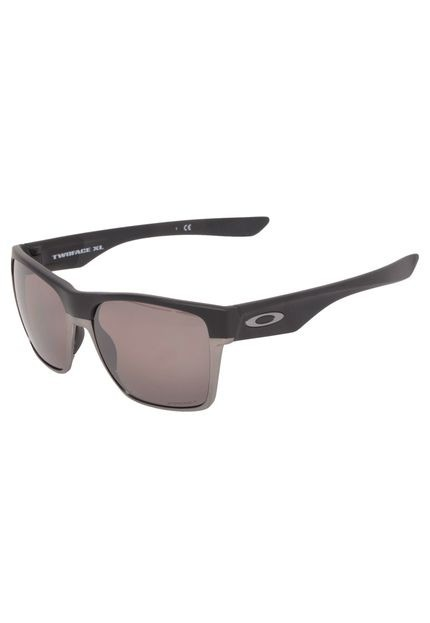 93934449e9dc9 Óculos De Sol Oakley Two Face Xl Preto 9350 - R  399
