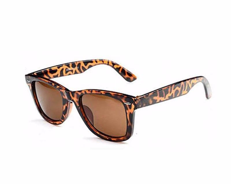 033772eaf Óculos De Sol Onça - Leopardo Com Proteção U V - R$ 34,00 em Mercado ...