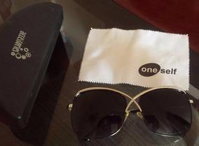 40a62ebeb Óculos De Sol Aredondado One Self R$10,00 - Óculos no Mercado Livre ...