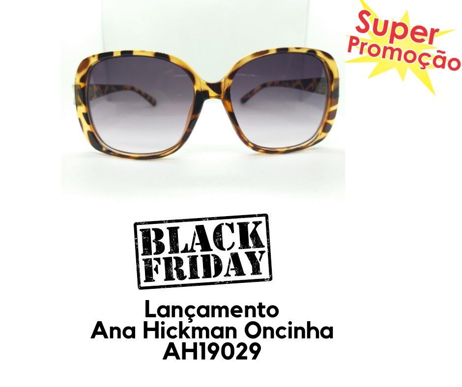 e540a06697d38 Oculos De Sol Original Ana Hickman Ah19029 Promoção - R  45,00 em ...
