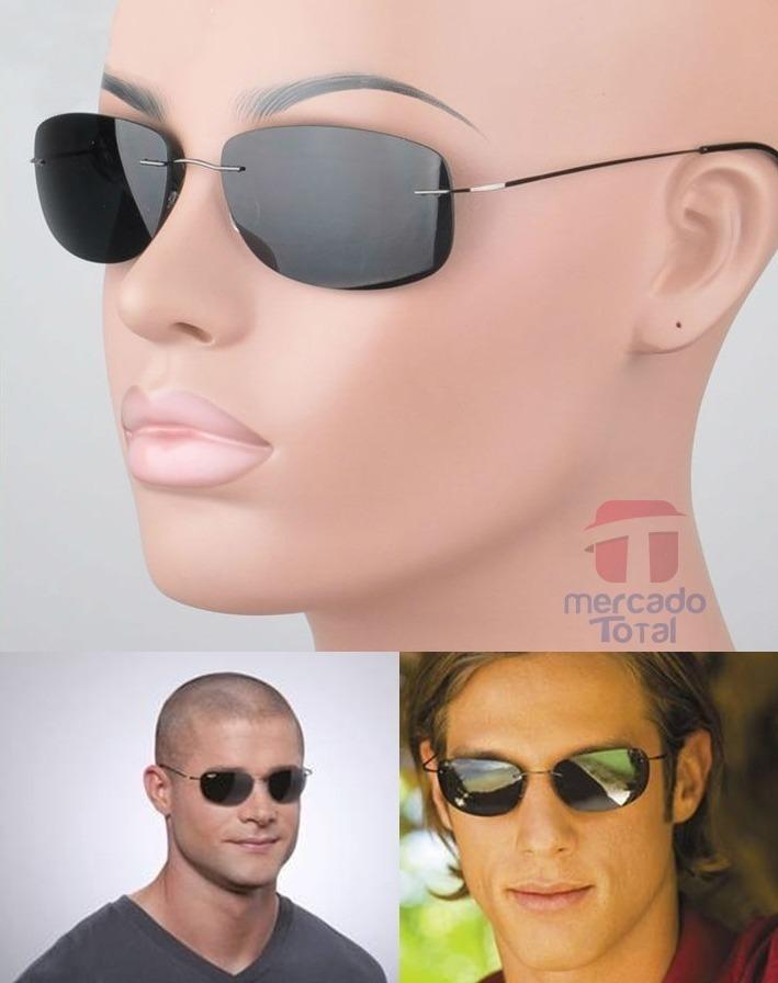 oculos de sol original armaçao em titanio masculino feminino. Carregando  zoom. d1d0bb23b0