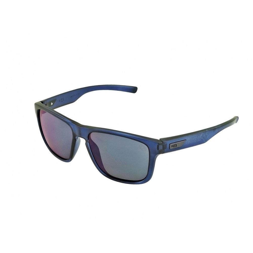 73e21180bbc50 Óculos De Sol Original Hb - Hbomb Azul C  Lente Espelhada - R  199 ...