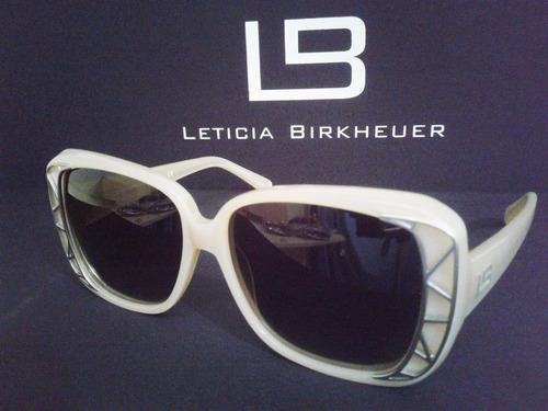 9ec264e2a4998 Óculos De Sol Original Letícia Birkheuer - L B 2012 C03 - R  150,00 ...