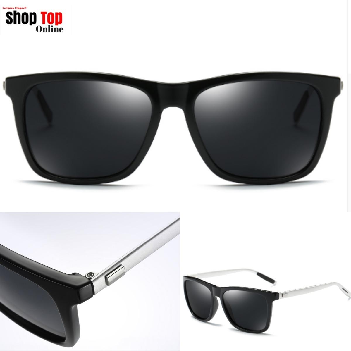 5b5074b3e30ff Óculos De Sol Original Masculino E Feminino Promoção Barato - R  124 ...