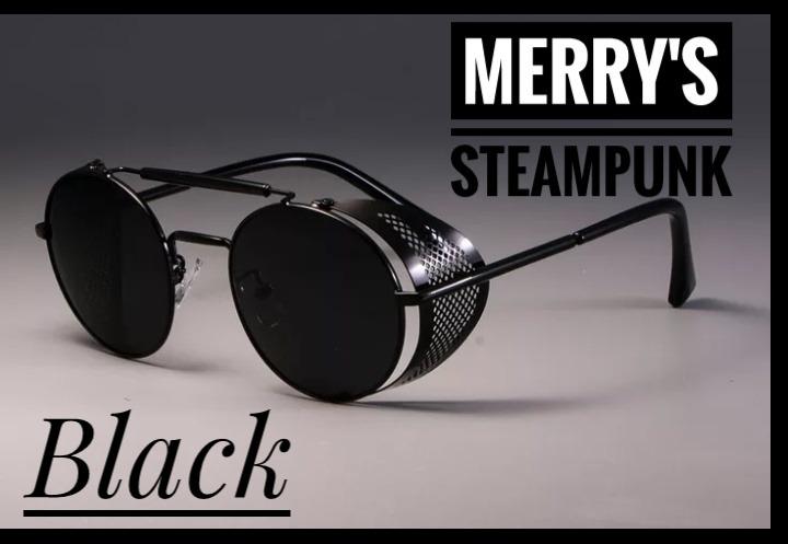275eacf2eb5e1 Óculos De Sol Original Merry s   Estilo Steampunk - R  70,00 em ...