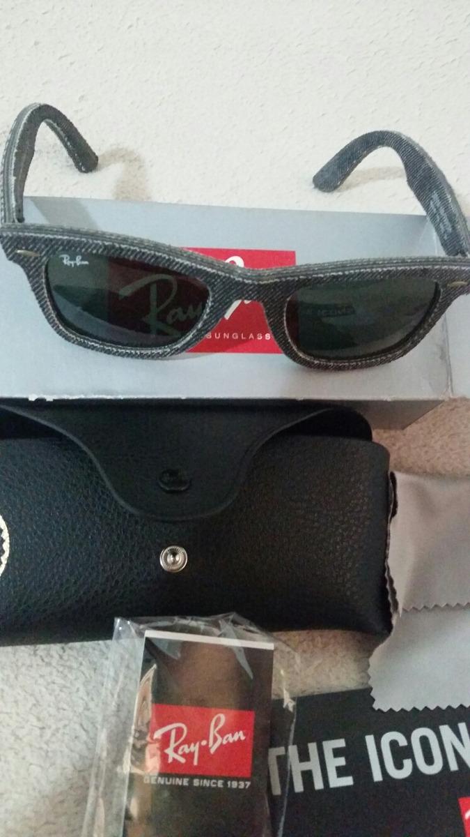 4b40873dd Óculos De Sol Original Rayban Jeans - R$ 400,00 em Mercado Livre