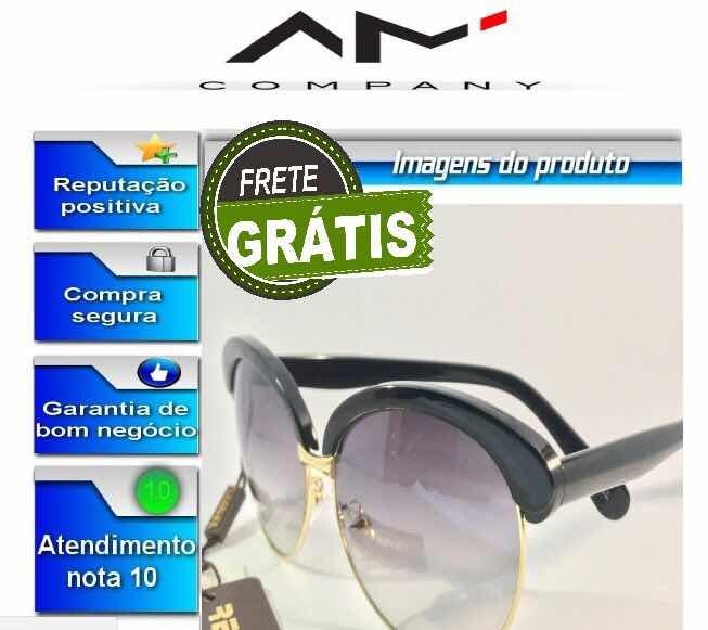 Óculos De Sol Original Remiel C  Proteção Uv400 Frete Gratis - R ... d6613550fa