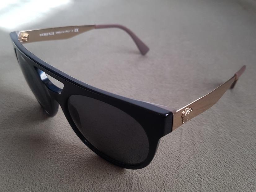óculos de sol original versace ve 4339 5248 87 preto nude. Carregando zoom. 828e64f205