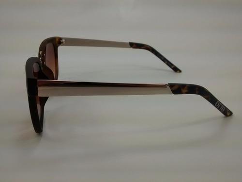 860c69522 Óculos De Sol Otto - Havana E Dourado - Br1297 - R$ 85,90 em Mercado ...