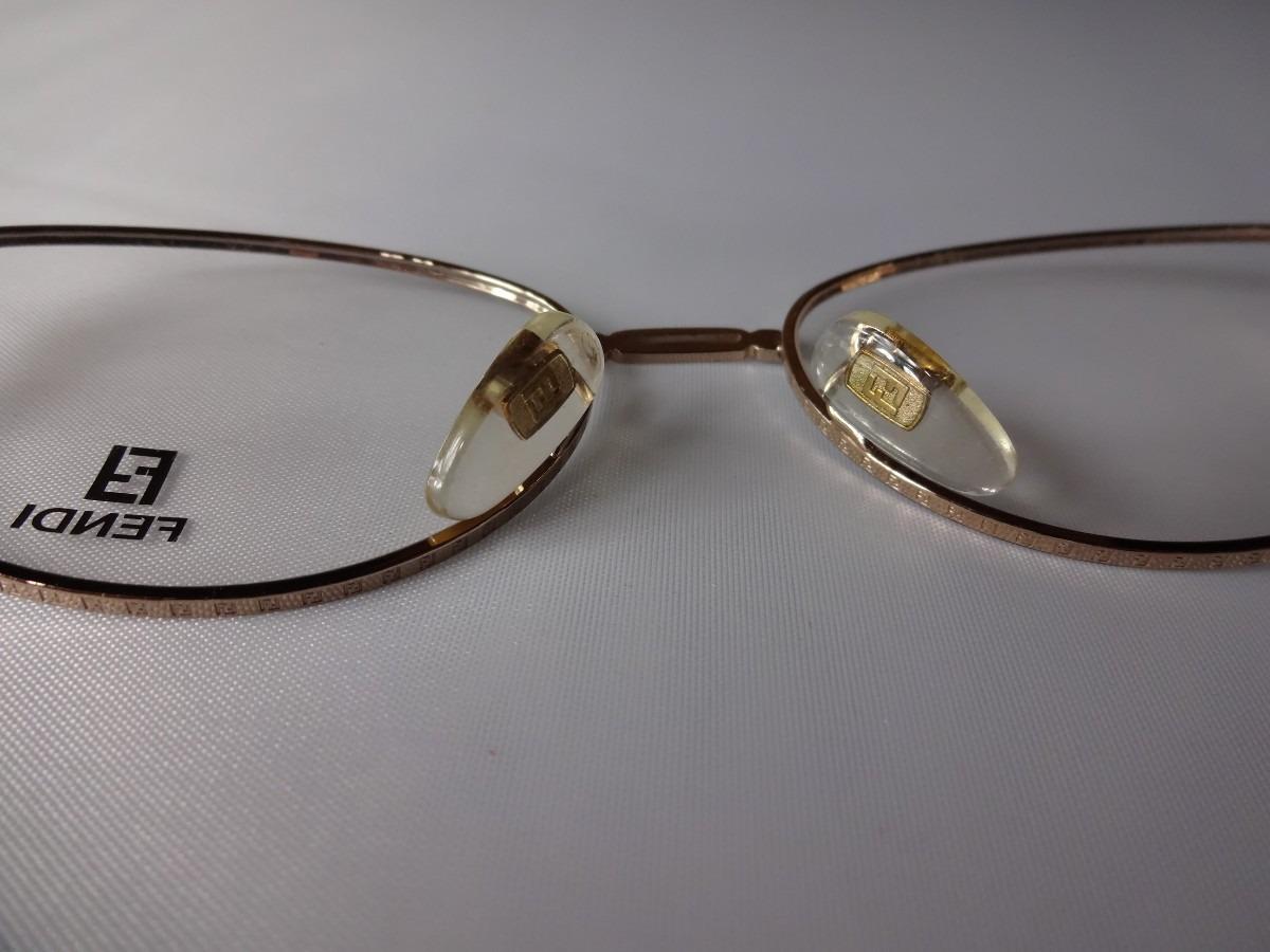 326082f080fe8 Óculos De Sol Ou Grau Fendi Made In Italy 0025 - R  350,00 em ...