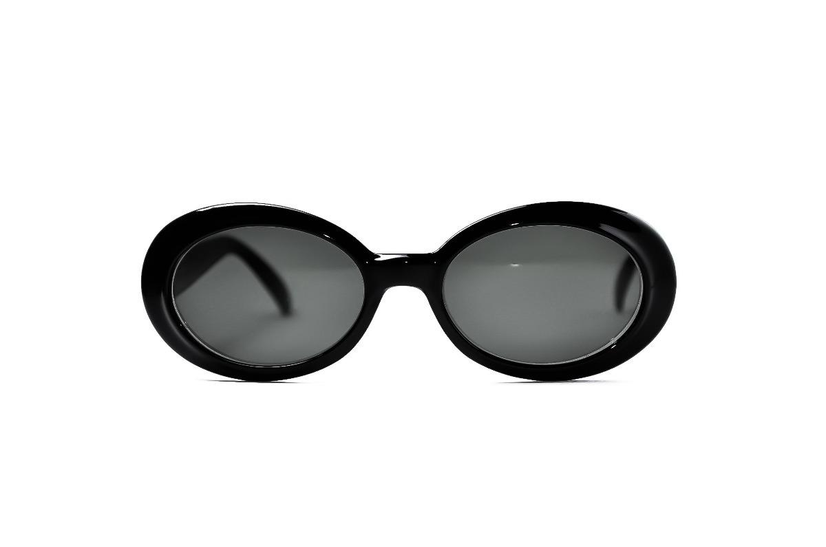 e5abc27d5 oculos de sol oval fashion retro kurt cobain preto retro. Carregando zoom.