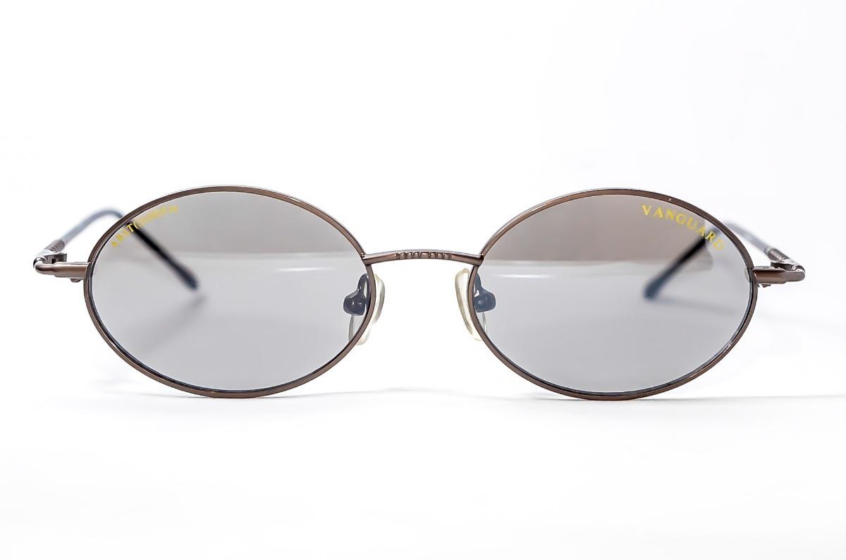 5bceb4925 oculos de sol oval pequeno classico masculino vanguard retro. Carregando  zoom.