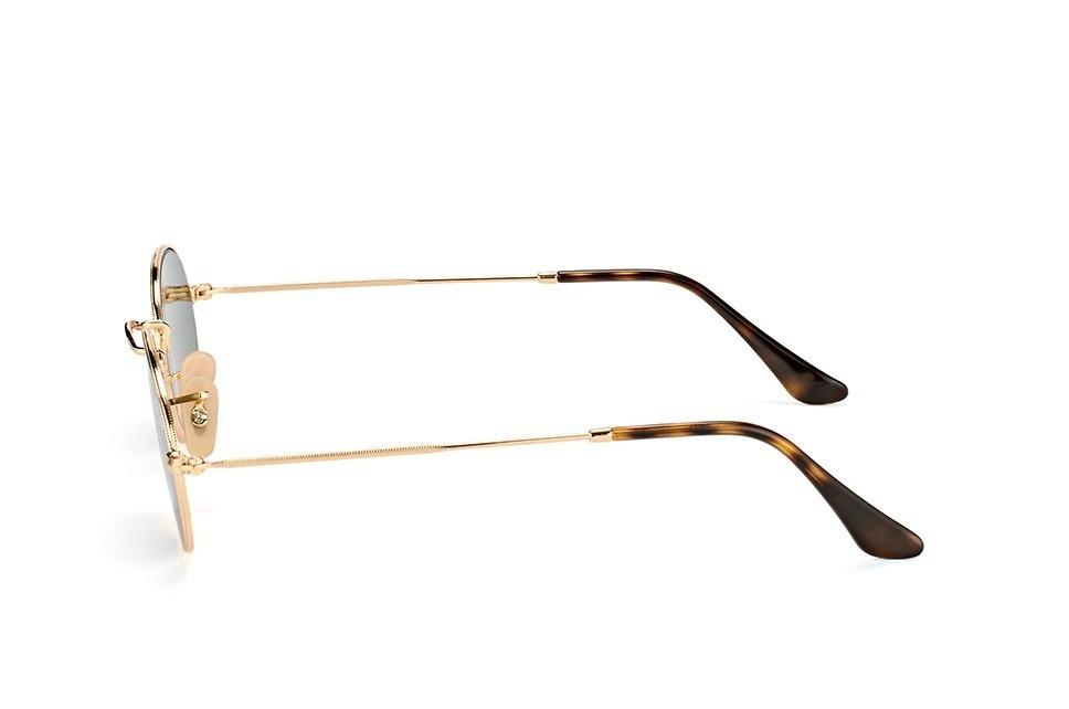 20a33a59e óculos de sol oval ray-ban rb 3547-n 001 51 - original. Carregando zoom.