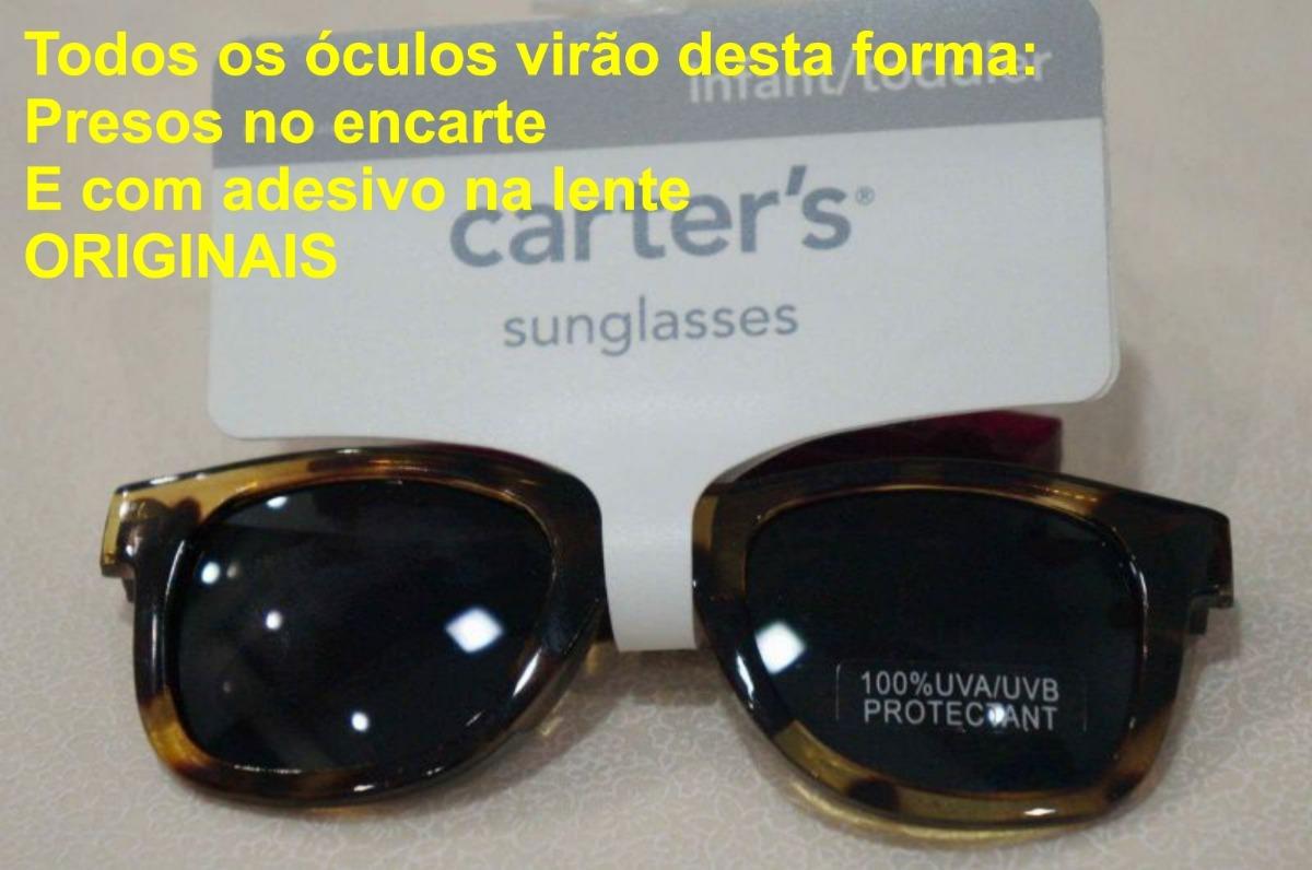 9a4c7962f óculos de sol para bebê e criança carter's e oshkosh - 3 tam. Carregando  zoom.