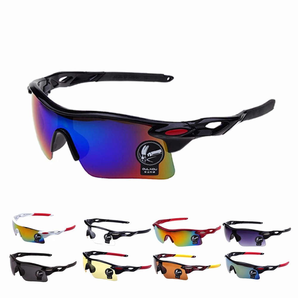 Óculos De Sol Para Esporte Óculos Esportivo Masculino Uv400 - R  22 ... 579a9fe36d